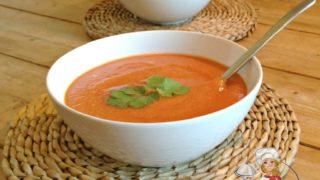 Рецепт супа для похудения с капустой, сельдереем и помидорами