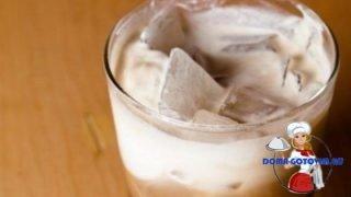 Алкогольный коктейль «Белый русский»