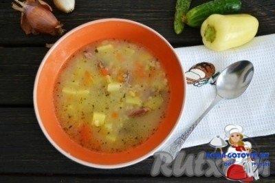 Суп из гуся