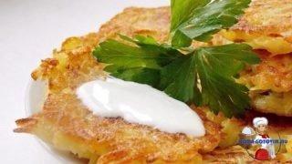 Картофельные оладьи на дрожжах. Невероятно вкусно!