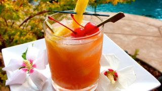 Алкогольный коктейль «Май Тай»