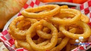 Рецепт луковые кольца как в Бургер Кинг