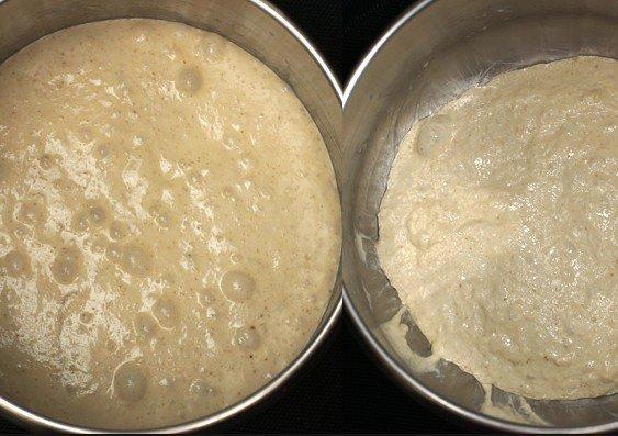 Легкие сосиски в дрожжевом тесте