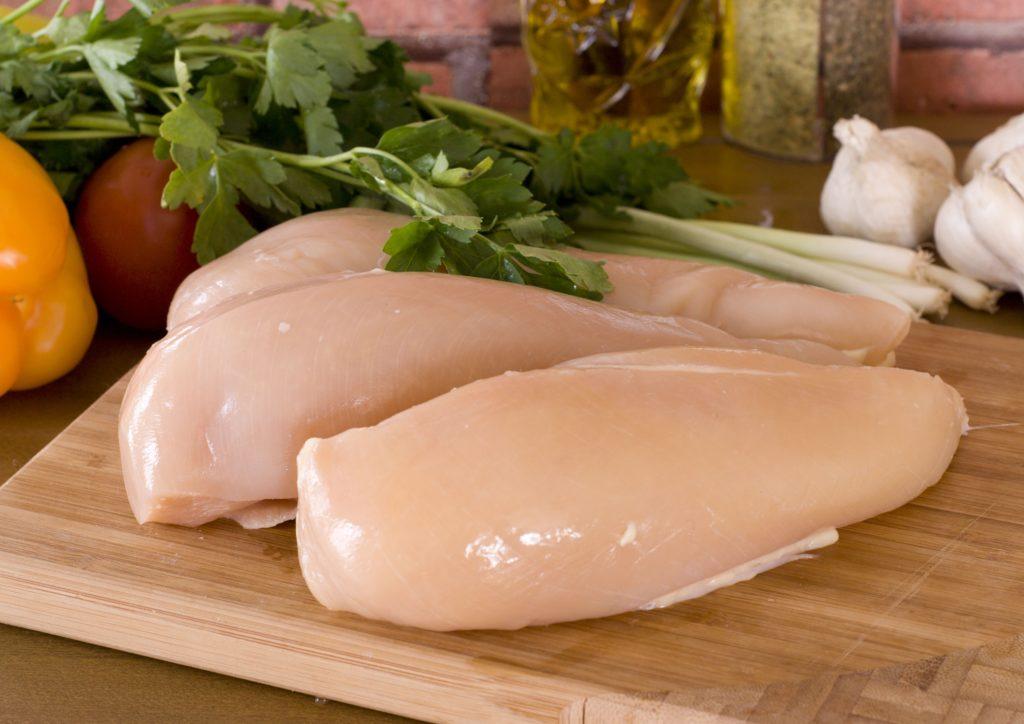 Куриная грудка по итальянскому рецепту - на сковороде с овощами