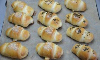 польские булочки выпечка
