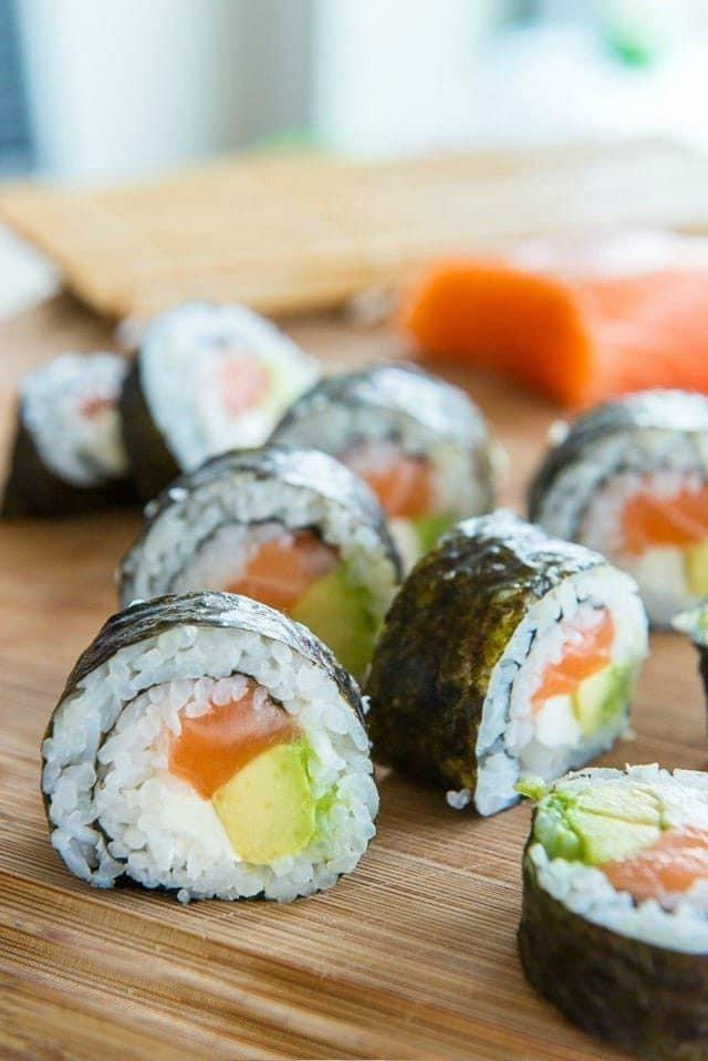 Рецепты приготовления суши и роллов в домашних условиях