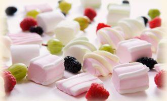 Жевательный зефир маршмеллоу - идеальная сладость