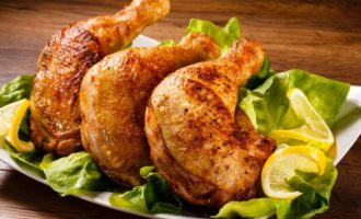 Как пожарить окорочка на сковороде - вкусный рецепт