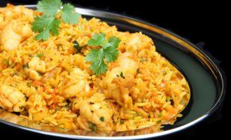 рис карри