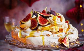 Как приготовить десерт «Павлова»?